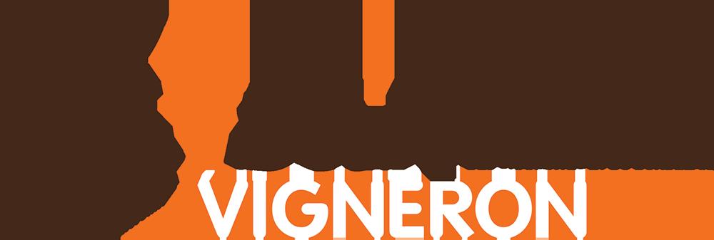 Logo paysan vigneron revue magazine