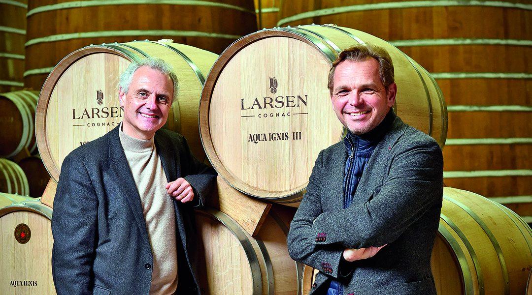 Larsen Aqua Ignis A.I.met l'«Artisanal Intelligence» de la filière Cognac à l'honneur
