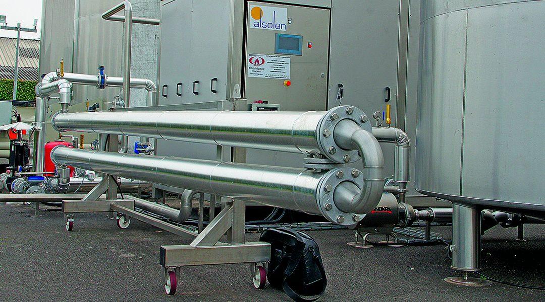 Innovation : Chalvignac Process Thermiques souffle le chaud pour obtenir le froid