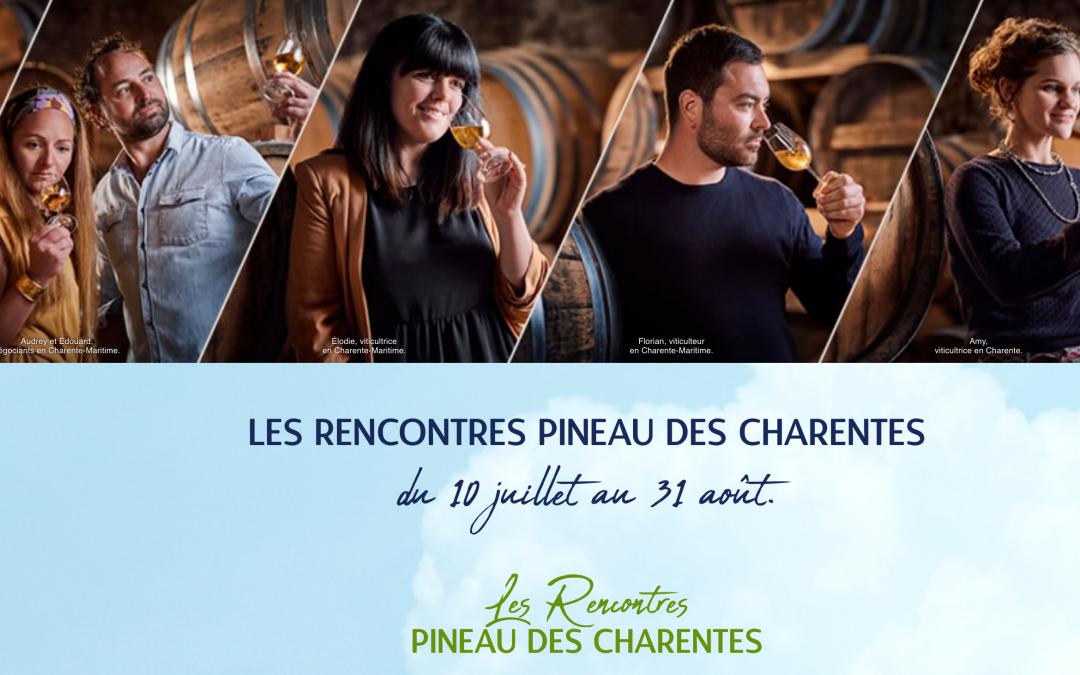 LES RENCONTRES PINEAU DES CHARENTES ÉDITION 2021