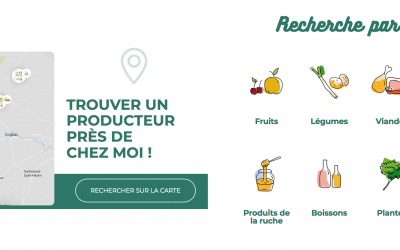 Un nouveau site internet pour satisfaire les besoins et envies de saison des locavores en Charente-Maritime.